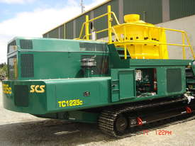 SCS TC1235C Mobile Cone Crusher - picture1' - Click to enlarge
