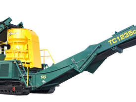 SCS TC1235C Mobile Cone Crusher - picture2' - Click to enlarge