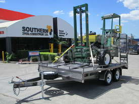 Plant Trailers 4.5 TON Moffett Forklifts Tailgater 4500kg Trailers ATTPT - picture1' - Click to enlarge