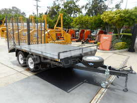 Plant Trailers 4.5 TON Moffett Forklifts Tailgater 4500kg Trailers ATTPT - picture6' - Click to enlarge