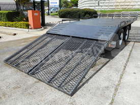 Plant Trailers 4.5 TON Moffett Forklifts Tailgater 4500kg Trailers ATTPT - picture11' - Click to enlarge