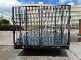 Plant Trailers 4.5 TON Moffett Forklifts Tailgater 4500kg Trailers ATTPT - picture12' - Click to enlarge