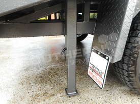 Plant Trailers 4.5 TON Moffett Forklifts Tailgater 4500kg Trailers ATTPT - picture14' - Click to enlarge