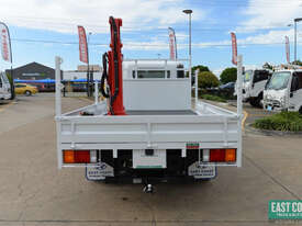 2018 Hyundai MIGHTY EX8 SUP CAB LWB Tray Crane Truck Tray Top Drop Sides - picture6' - Click to enlarge