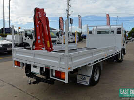 2018 Hyundai MIGHTY EX8 SUP CAB LWB Tray Crane Truck Tray Top Drop Sides - picture8' - Click to enlarge