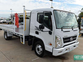 2018 Hyundai MIGHTY EX8 SUP CAB LWB Tray Crane Truck Tray Top Drop Sides - picture10' - Click to enlarge