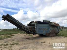2002 Powerscreen 600 Trommel Screen - picture0' - Click to enlarge
