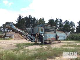 2002 Powerscreen 600 Trommel Screen - picture3' - Click to enlarge