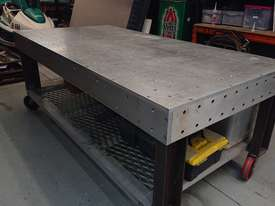 Welding Jig Table - picture0' - Click to enlarge