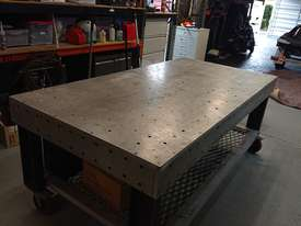 Welding Jig Table - picture1' - Click to enlarge