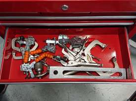 Welding Jig Table - picture5' - Click to enlarge