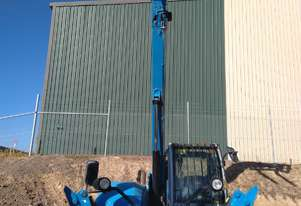 Used Genie GTH4013 – 4,000kg SWL 13m Lift height Telehandler