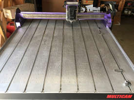 Multicam CNC Router 1200 x 1200 - picture1' - Click to enlarge
