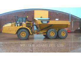 CATERPILLAR 745C Articulated Trucks - picture0' - Click to enlarge