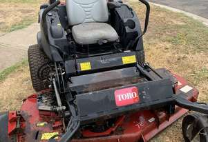 TORO GROUNDMASTER 7210 ZERO TURN MOWER