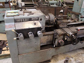 IKEGAI A20 Centre Lathe - picture1' - Click to enlarge