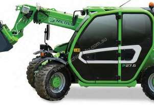 Merlo P27.6 Telehandler the New P25.6