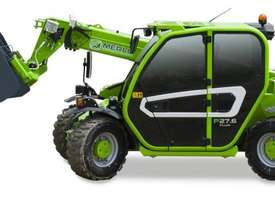 Merlo P27.6 Telehandler the New P25.6  - picture8' - Click to enlarge
