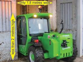 Merlo P27.6 Telehandler the New P25.6  - picture13' - Click to enlarge