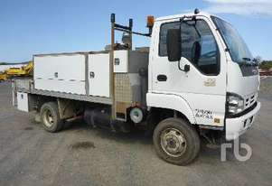 Isuzu   NPR300 Mechanics Truck