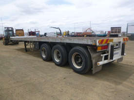 Freighter Semi Flat top Trailer - picture0' - Click to enlarge