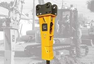 Indeco HP1200 Rock Breaker suits 8 - 13 T Excavators