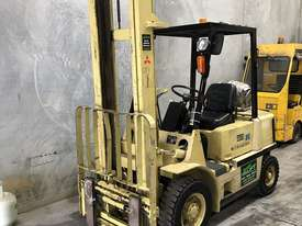 Mitsubishi 2.5t LPG forklift - picture1' - Click to enlarge