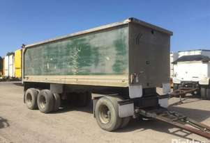 2006 Banmere 3 Axle