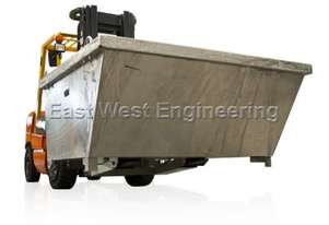 East West Engineering Tipping Bin 0.68 WFH9X74
