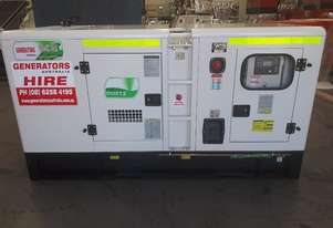 40 KVA Deutz Powered Generator