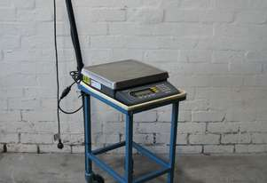 Precision Counting Scale 25kg - Weigh-Tronix