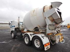 HINO FM1J Mixer Truck - picture3' - Click to enlarge