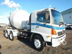 HINO FM1J Mixer Truck - picture0' - Click to enlarge