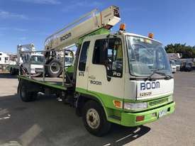 2000 HINO FD2J WITH 1996 STEELCO TRAVEL TOWER - picture0' - Click to enlarge