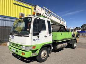 2000 HINO FD2J WITH 1996 STEELCO TRAVEL TOWER - picture1' - Click to enlarge