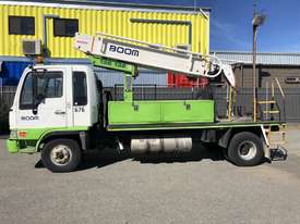 2000 HINO FD2J WITH 1996 STEELCO TRAVEL TOWER - picture2' - Click to enlarge