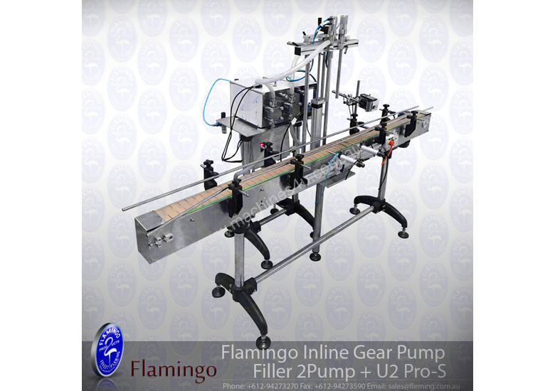 Flamingo Gear Pump Filling Line 2 Pump (EFGP-A2)