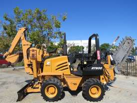 Astec/Toro RT600 Trencher Backhoe Dozer 65HP  - picture0' - Click to enlarge