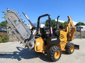 Astec/Toro RT600 Trencher Backhoe Dozer 65HP  - picture1' - Click to enlarge