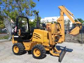 Astec/Toro RT600 Trencher Backhoe Dozer 65HP  - picture2' - Click to enlarge