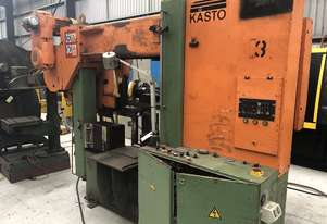 Used Kasto Heavy Duty Automatic Bandsaw