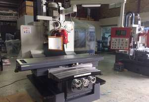 Kiheung Heavy duty Bed type universal milling machine