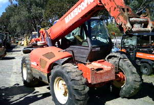 MT-845 telehandler , 4,000hrs , 4speed Auto Fwd and Rev