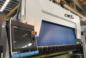 CMT 175 TON | 3200MM CNC PRESS BRAKE - 7 AXIS WITH ENERGY SAVING TECHNOLOGY | 3D CONTROLLER