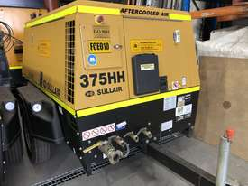 SULLAIR DIESEL COMPRESSOR 375HH  - picture0' - Click to enlarge