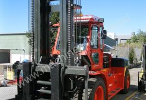 TCM and Heli Diesel Hire 8000kg -45000kg Forklifts