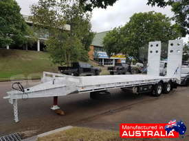 Interstate trailers Tandem Axle Tag Trailer Up to 25Ton ATM ATTTAG - picture0' - Click to enlarge