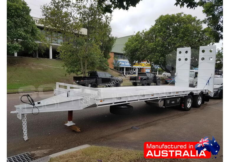 Interstate trailers Tandem Axle Tag Trailer Up to 25Ton ATM ATTTAG