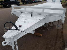 Tandem Axle Tag Trailer Up to 25Ton ATM ATTTAG - picture2' - Click to enlarge