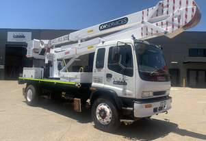 Isuzu 16m GJM Elevated work platform